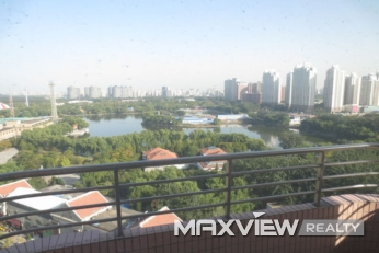 Parkview Tower | 景园大厦  2bedroom 201sqm ¥18000 BJ0000061