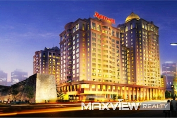 The Sandalwood Beijing Marriott Executive Apartments 紫檀万豪行政公寓