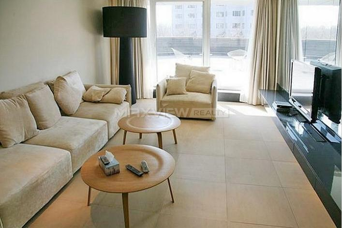 Beijing SOHO Residence 2bedroom 230sqm ¥36,000 BJ001456