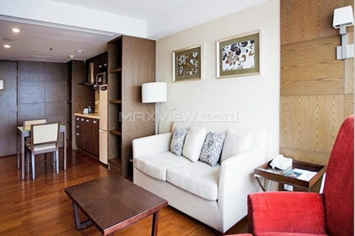 Jing Guang Center | 京广中心 1bedroom 80sqm ¥18,000 BJ001551