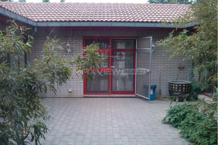 Ouluyuan Courtyard | 欧陆苑四合院4bedroom234sqm¥30,000ZB001247