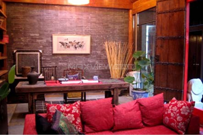 Dongdan Courtyard   |   东单四合院2bedroom180sqm¥25,000BJ001685