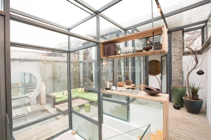 Dongsi Courtyard       东四四合院4bedroom300sqm¥50,000BJ001690