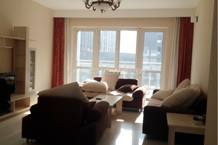 Liangmaqiao DRC 3bedroom 193sqm ¥40,000 BJ0000599
