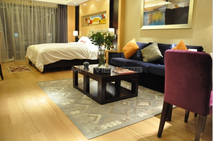 Shimao International Center | 世茂国际中心 1bedroom 60sqm ¥10,000 BJ0000824