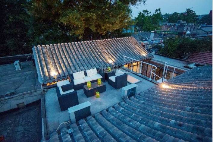 SanbulaoCourtyard   三不老胡同3bedroom220sqm¥42,000ZB001582