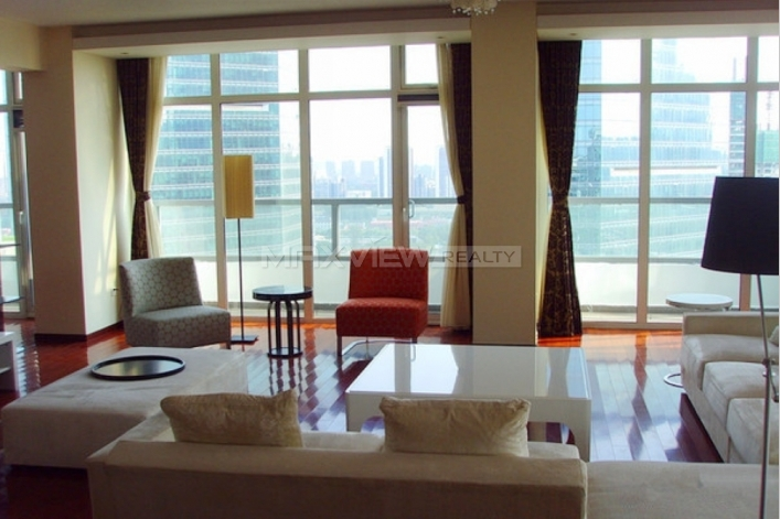 China Central Place | 华贸国际公寓 4bedroom 400sqm ¥58,000 BJ0000987