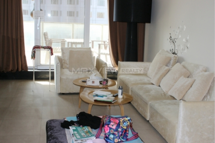 Beijing SOHO Residence 2bedroom 160sqm ¥32,000 BJ0001030