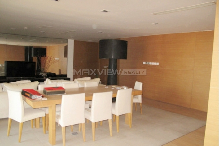 Beijing SOHO Residence 2bedroom 221sqm ¥32,000 BJ0001037