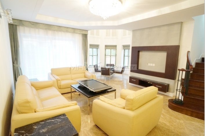 Beijing Riviera 4bedroom 405sqm ¥60,000 ZB001605