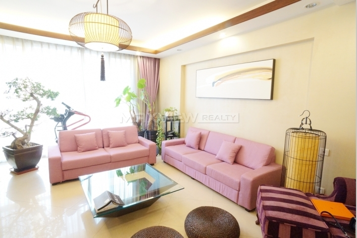 Oceanwide Internationa | 泛海国际 樱海园 2bedroom 150sqm ¥18,000 BJ0001076