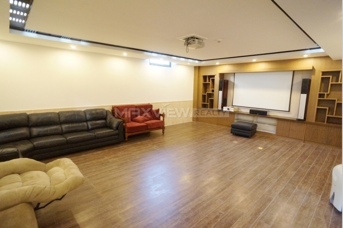 Beijing Yosemite 4bedroom 450sqm ¥55,000 HSY00337