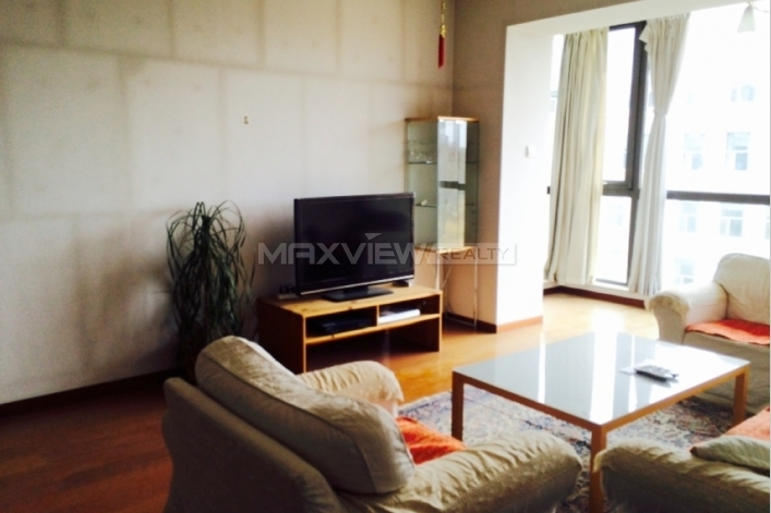 Forte International Apartment 2bedroom 125sqm ¥16,000 CHQ00025