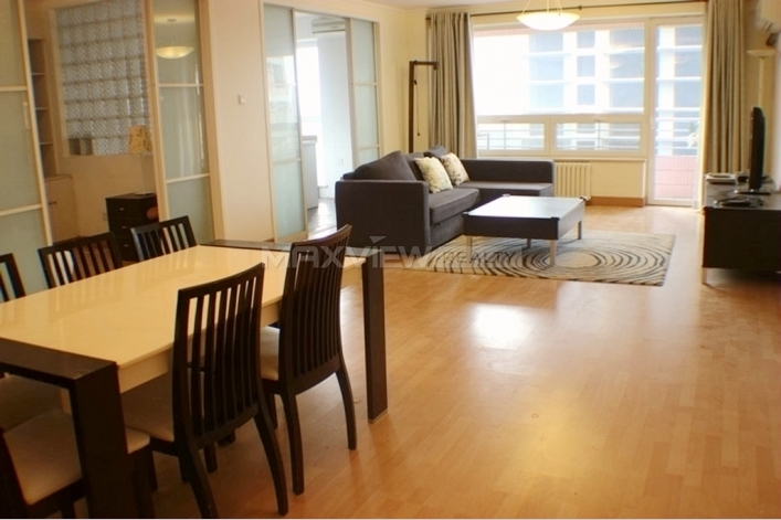Parkview Tower | 景园大厦  3bedroom 196sqm ¥24,000 BJ0001267