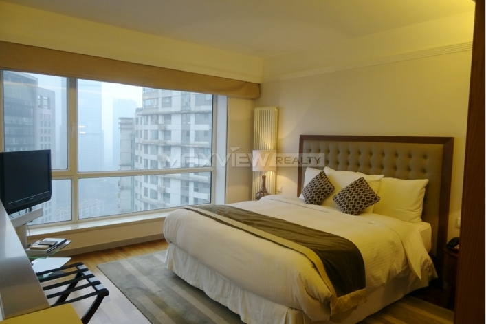 Lanson Place Central Park Serviced Residences | 逸兰新城国际服务公寓 1bedroom 140sqm ¥32,000 ZB001721