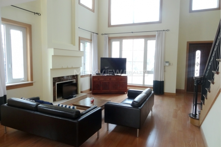 Beijing Yosemite 5bedroom 557sqm ¥66,000 HSY00163