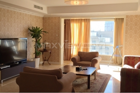 Global Trade Mansion Beijing apartment rental