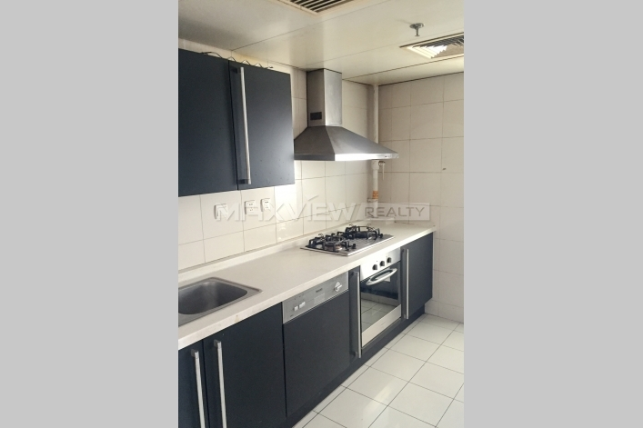 Superb 143sqm 3br Fortune Plaza apartments Beijing 3bedroom 143sqm ¥24,000 ZB001774