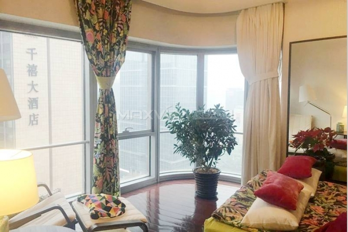 Fortune Plaza 3bedroom 165sqm ¥25,000 ZB001810