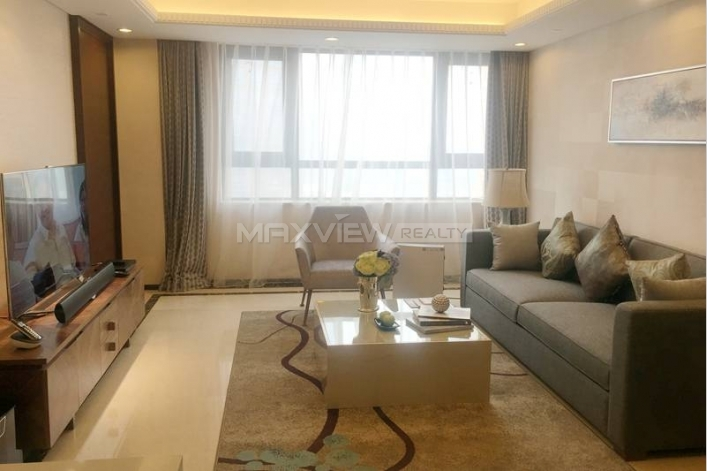 Luxury Apartment for Rent in The Ascott 1bedroom 119sqm ¥29,000 BJ0001392