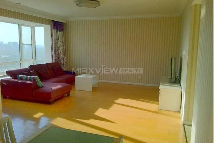 Rent smart 3br 170sqm Greenlake Place in Beijing 3bedroom 170sqm ¥18,000 BJ0001526