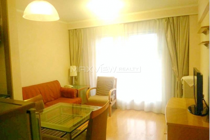 Rent smart 1br 48sqm the Liangmaqiao DRC