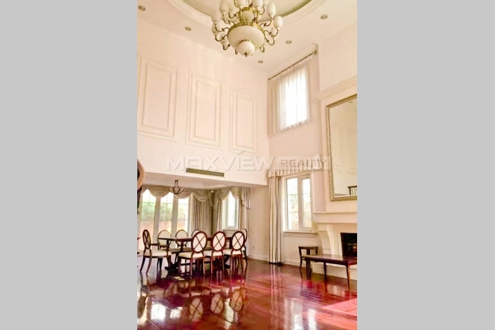 Stunning 4br 500sqm house rent in Yosemite 4bedroom 447sqm ¥55,000 BJ0001555