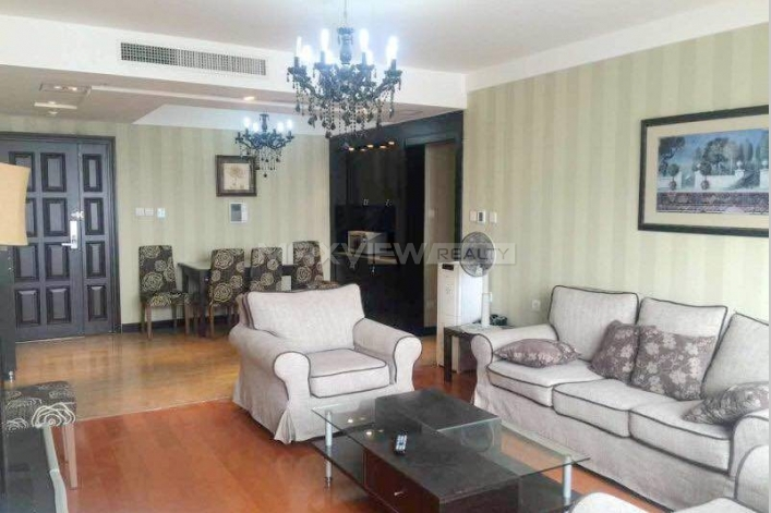 CBD Private Castle 2bedroom 105sqm ¥16,000 BJ0001598