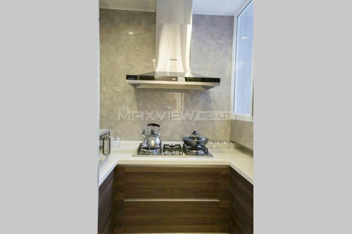 Rent a 1br 90sqm service apartment in GuangYao Apartment 1bedroom 90sqm ¥20,000 BJ0001618