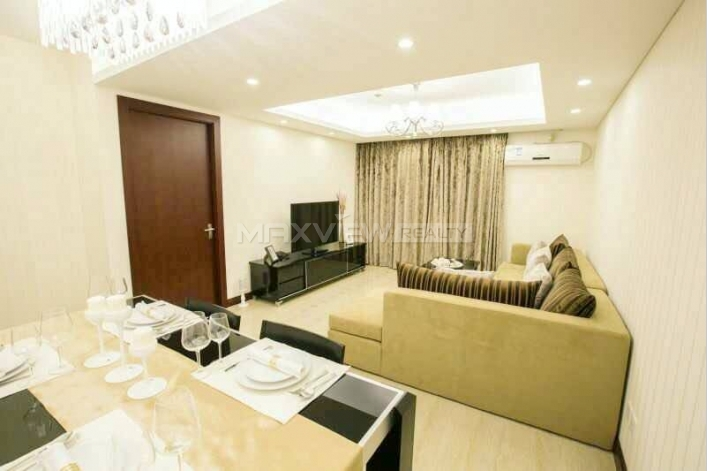 Rent a 1br 90sqm service apartment in GuangYao Apartment