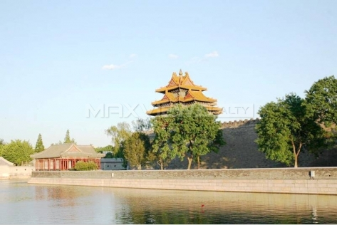 Magnificent 1br 70sqm Dongtao Courtyard in Beijing
