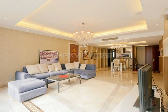 Rent smart 4br 264sqm Central Park apartment in Beijing