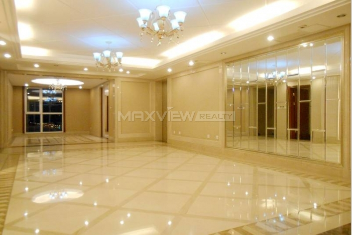 Rent smart 4br 256sqm Greenlake Place in Beijing