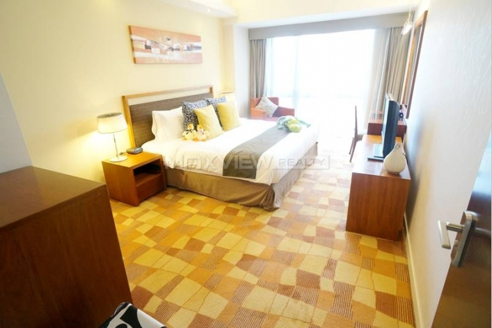 1br 88sqm Fraser Residence rental Beijing 1bedroom 88sqm ¥18,000 BJ0001632