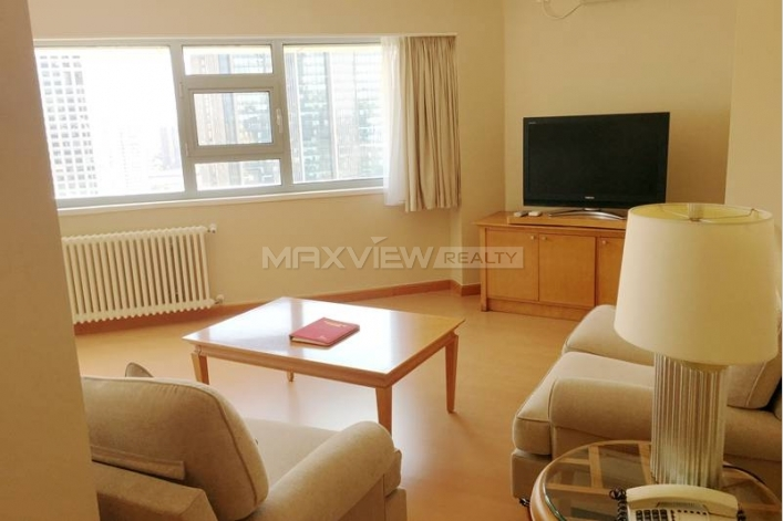 2br 172sqm China World Apartment rental Beijing