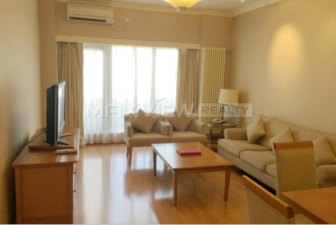 Rent smart 2br 135sqm China World Apartment in Beijing