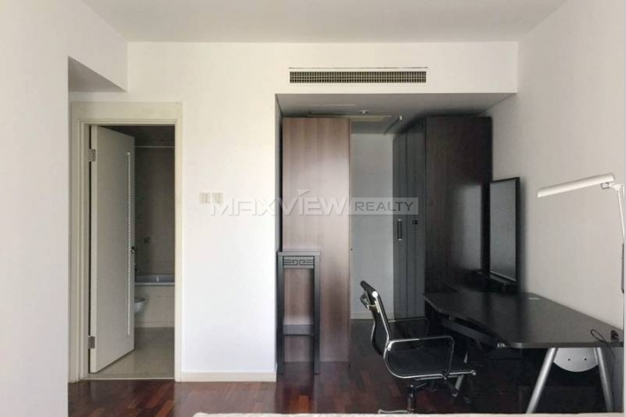 Rent a high floor apartment Central Park in Beijing 2bedroom 140sqm ¥26,000 GM200345