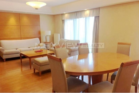 4br 270sqm China World Apartment rental Beijing