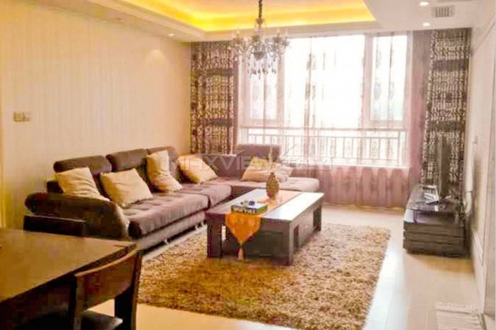 CBD Private Castle 2bedroom 105sqm ¥16,000 BJ0001679