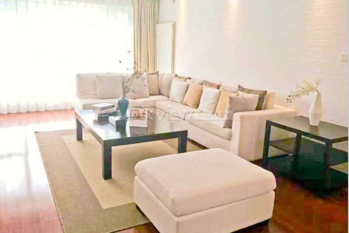 Rent a high floor apartment Central Park in Beijing 4bedroom 235sqm ¥46,000 GM200875