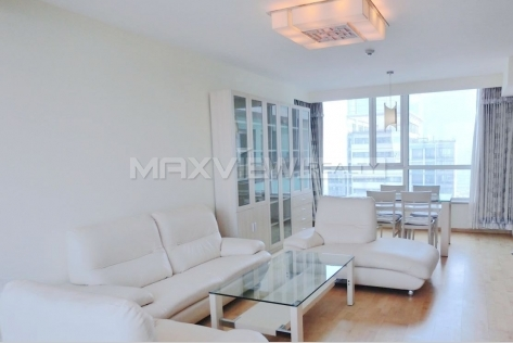 Apartment rental China Central Place