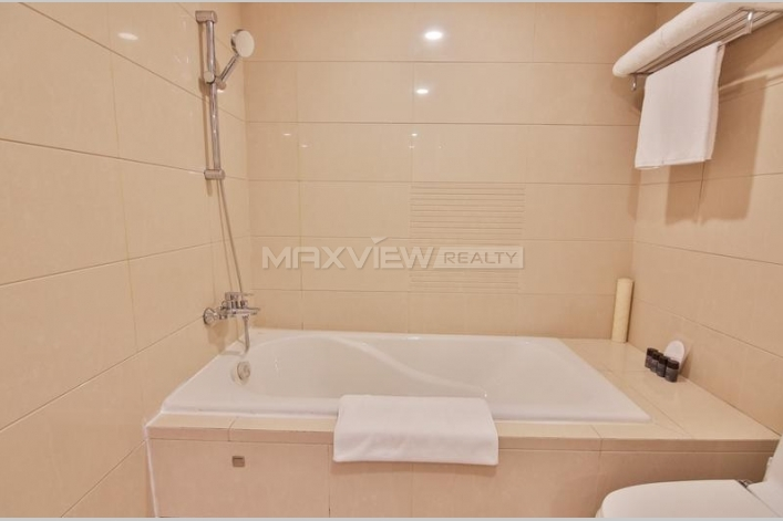 Rent a high floor apartment Central Park in Beijing 2bedroom 140sqm ¥26,000 GM200841