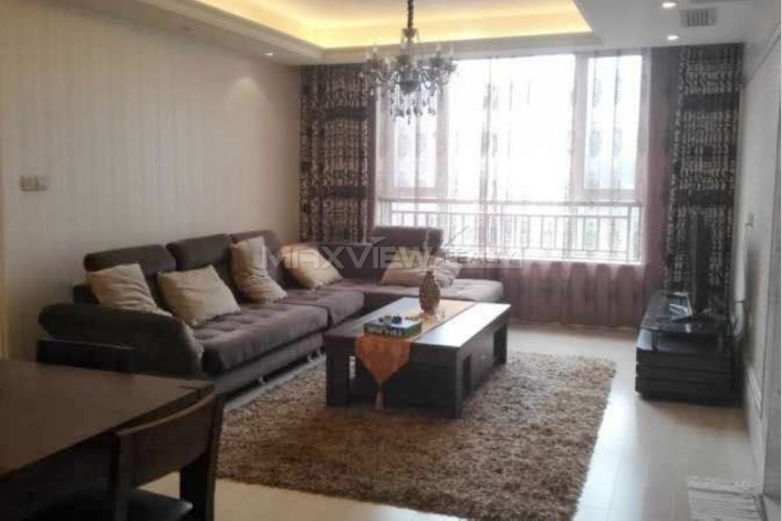 beijing apartments rent in CBD Private Castle 2bedroom 115sqm ¥16,500 BJ0001732