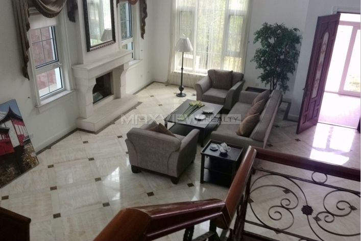 Beijing Yosemite 4bedroom 447sqm ¥55,000 BJ0001236