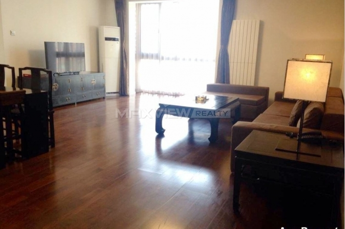 Service apartment rental in Shiqiao Apartment 2bedroom 162sqm ¥25,000 BJ0001761