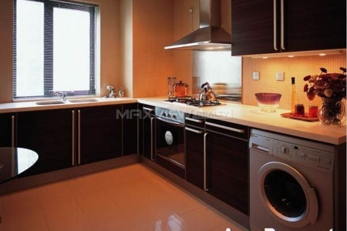 Service apartment rental in Shiqiao Apartment 3bedroom 148sqm ¥17,500 BJ0001761