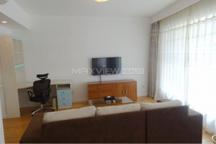Beijing apartment rental Central Park 1bedroom 63sqm ¥15,000 BJ0001788
