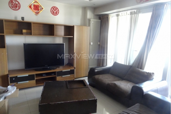 Rent a smart 2br 164sqm Parkview Tower apartment in Beijing