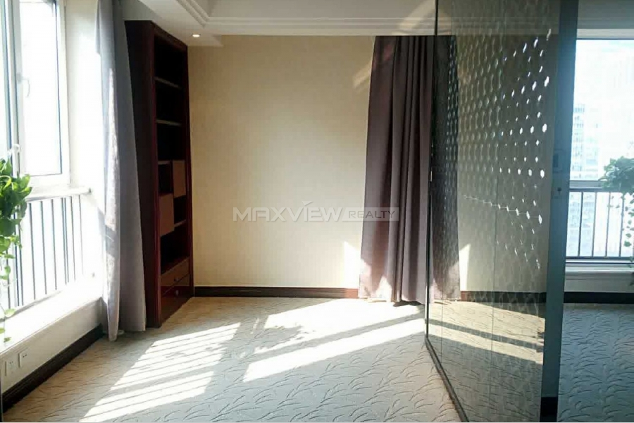 Beijing apartments rent in CBD Private Castle 2bedroom 156sqm ¥22,000 BJ0001819
