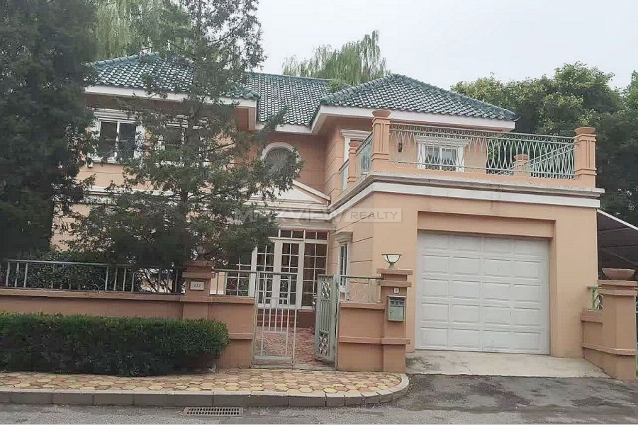 Beijing Riviera 4bedroom 300sqm ¥52,000 BJ0001794